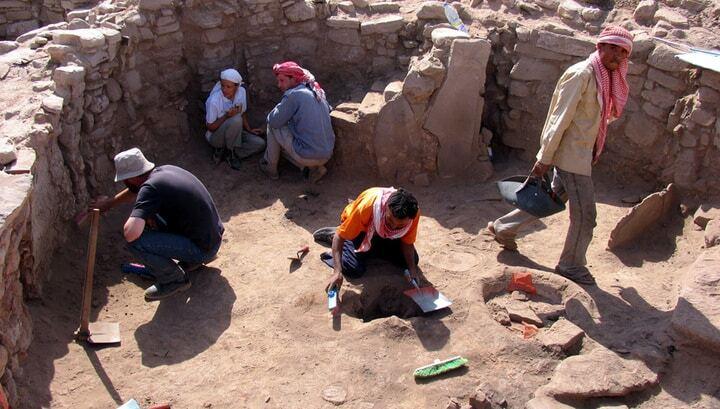 """В Йорданії археологи розкопали село """"ходячих мерців"""": опубліковано фото"""