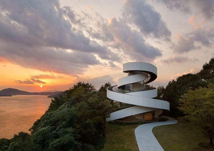 Шедевры современности: 14 лучших архитектурных проектов 2016 года