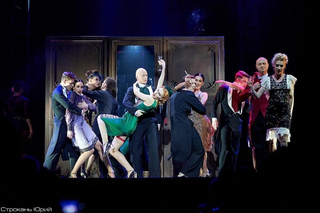 Бадоев и Огневич были замечены на премьере спектакля в Киеве