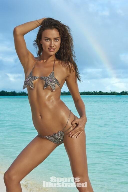 Шейк, Хадид и другие модели разделись в специальном бикини-выпуске Sports Illustrated