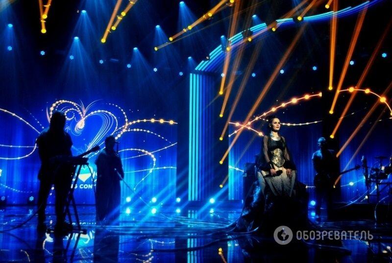 Фото и видео выступлений участников финала Национального отбора