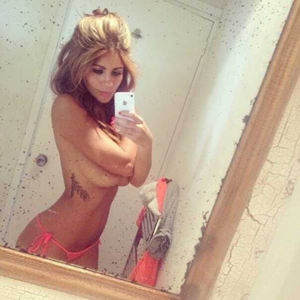 """Найсексуальніша вболівальниця """"Манчестер Сіті"""" роздяглася після перемоги над """"Динамо"""": відверті фотографії"""