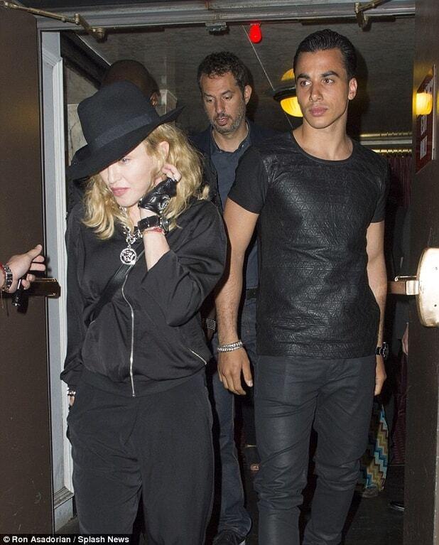 Мадонна зізналася, з ким їй зрадив бойфренд
