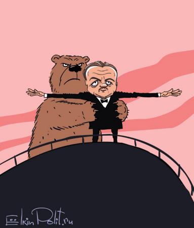 """Страсти по """"Оскару"""": Елкин посмеялся над голливудскими """"страданиями"""" ДиКаприо"""