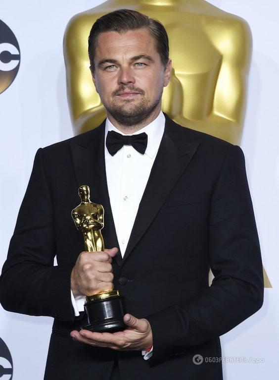 """Победная речь Леонардо ДиКаприо на """"Оскаре-2016"""""""