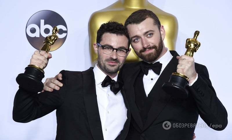 """Опубликованы яркие и необычные фото победителей """"Оскара 2016"""""""
