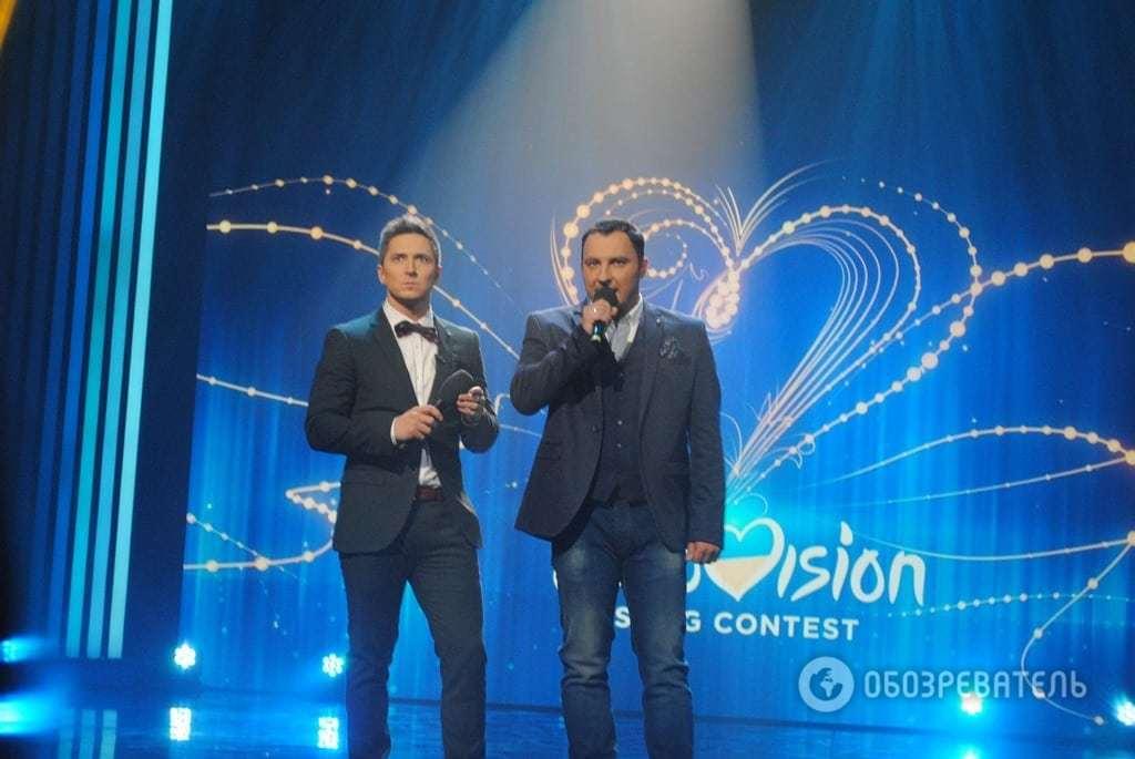 """""""Евровидение 2016"""": фото и видео выступлений всех участников Национального отбора"""