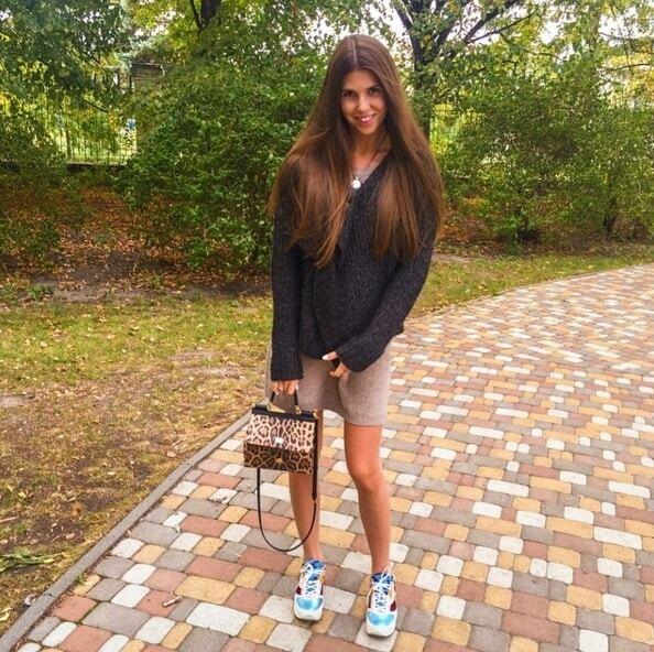 В інтернет виклали відверті фотографії нової дружини Реброва