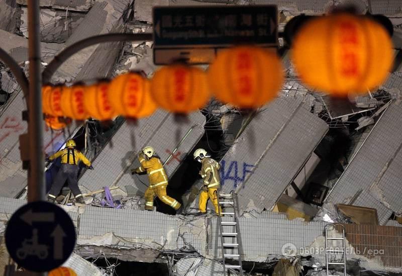 60 годин у руїнах: на Тайвані врятували ще чотирьох людей
