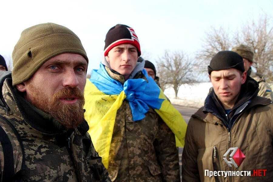Піший похід: українські солдати влаштували бунт проти нелюдських умов на полігоні