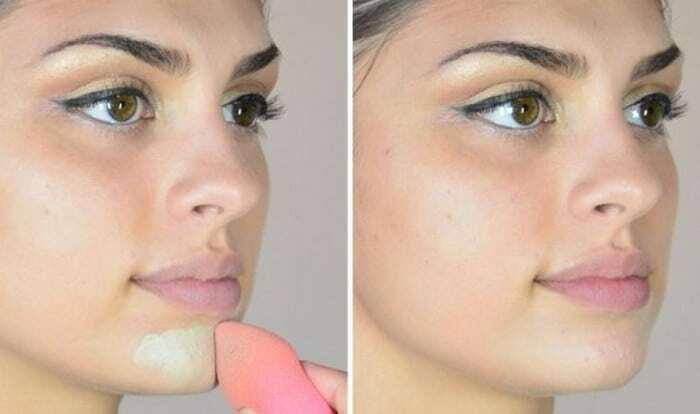 Как скрыть шрамы макияжем