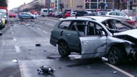Взрыв автомобиля в Берлине: подробности происшедшего