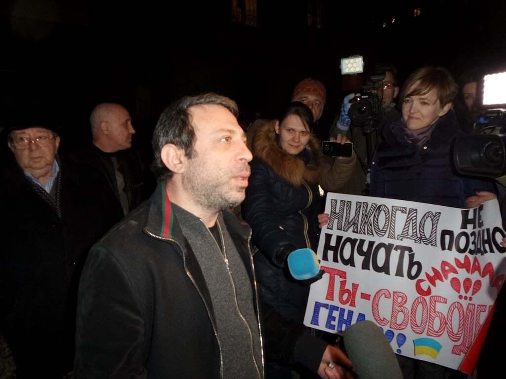 Корбан повернувся в Дніпро і розповів про життя серед псевдопророків