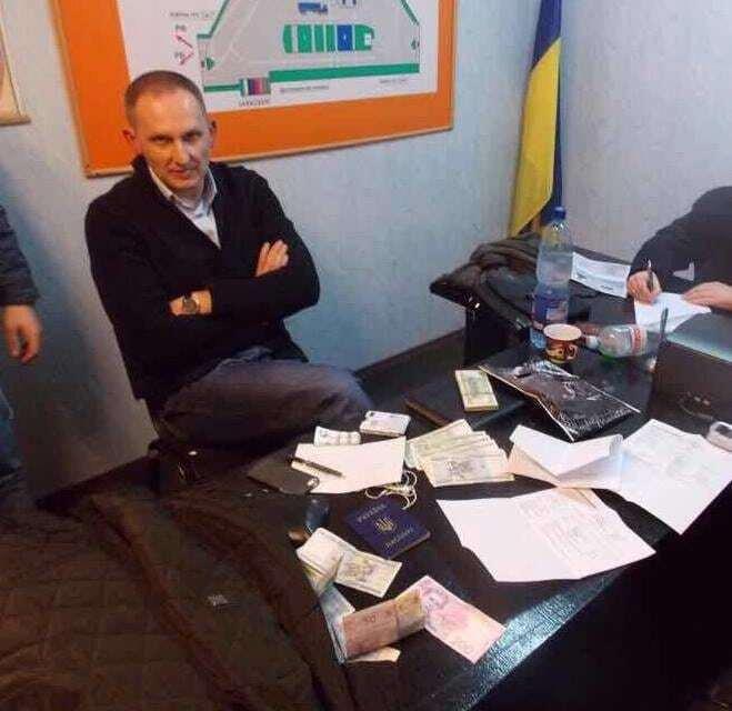 Экс-глава полиции Винницкой области пытался бежать в Россию, его задержали