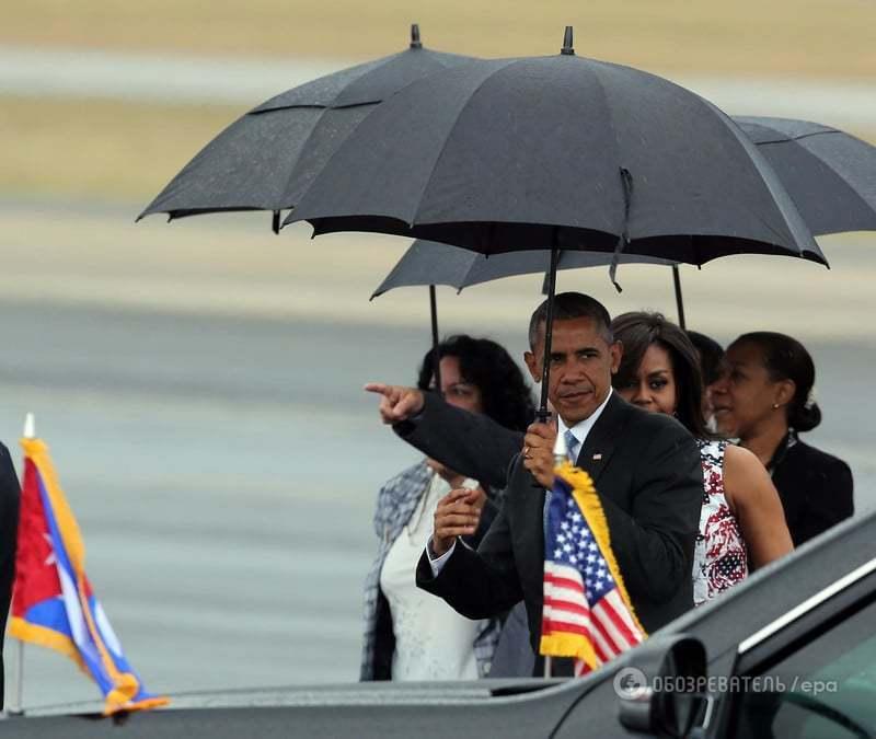 Визит века: Обама посетил Кубу