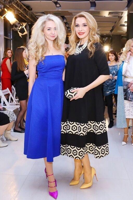 Ukrainian Fashion Week: Сумская, Alyosha и Вольнова посетили показ Анастасии Ивановой