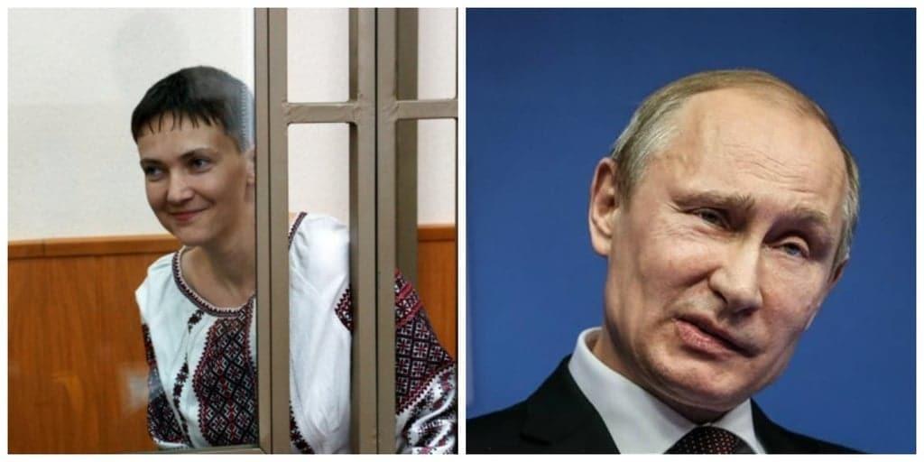 Рабинович про примирення України та Росії: Путіну треба одружитися на Савченко