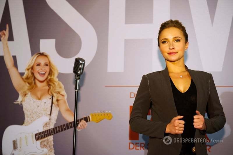 """""""Тьма"""": невеста Кличко рассказала о борьбе с послеродовой депрессией"""