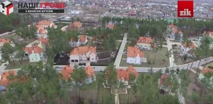 ЗМІ дізналися, що Гелетей живе в елітному містечку, побудованому на місці дитячого табору