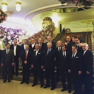 На свадьбе сына российского олигарха зажгли Лопес, Стинг, Каас и другие