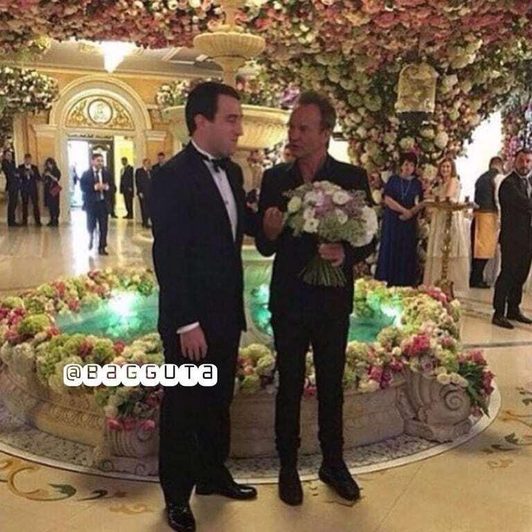 Миллионы на свадьбу сына: сколько Михаил Гуцериев заплатил звездам за шоу