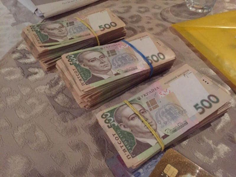 В Одессе пойманный на взятке в 500 000 грн судья открыл стрельбу при задержании