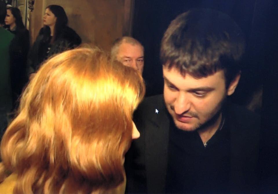 """""""Пока папа министр"""": сын Авакова угрожал журналистке"""