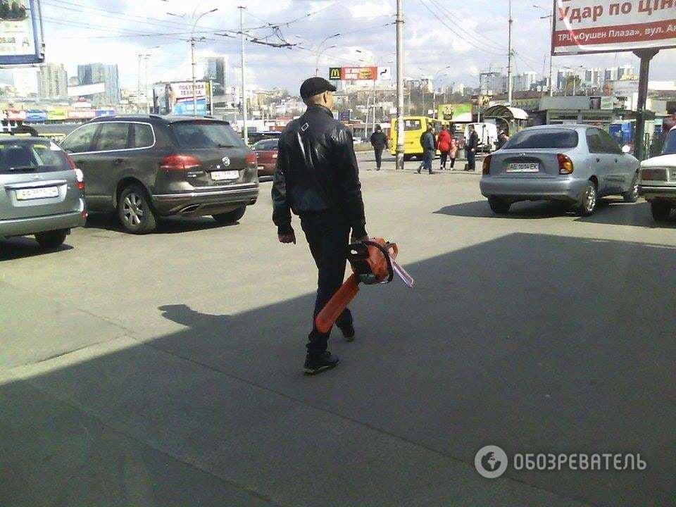 В Киев из Москвы пришел новый вид мошенничества