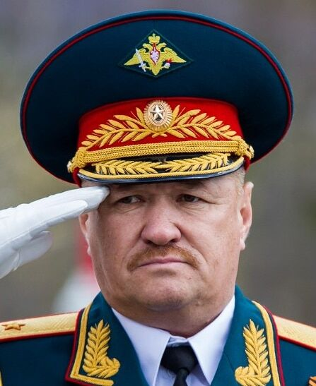 """""""Их там нет"""": террористами на Донбассе командует генерал-майор российской армии"""