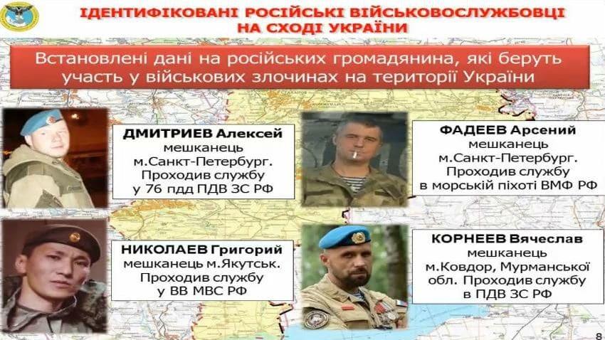 Вони там є: викрито ще четверо кадрових російських військових на Донбасі
