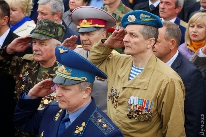 Провокації в Одесі: на День визволення міста з'явився прапор Росії. Опубліковані фото