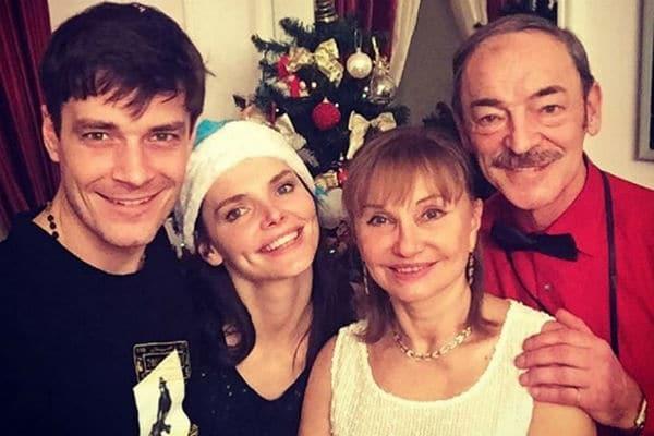Елизавета Боярская рассталась с мужем - СМИ