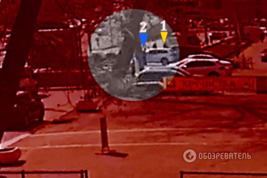 Чекали на парковці: з'явилося відео розстрілу господаря Kiev Sport Club
