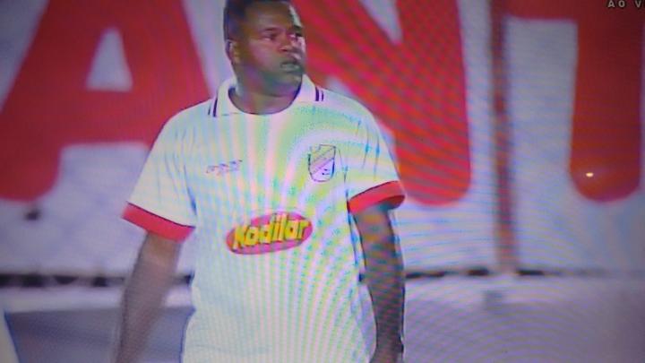 Бразильский футболист шокировал своей формой после возвращения в спорт