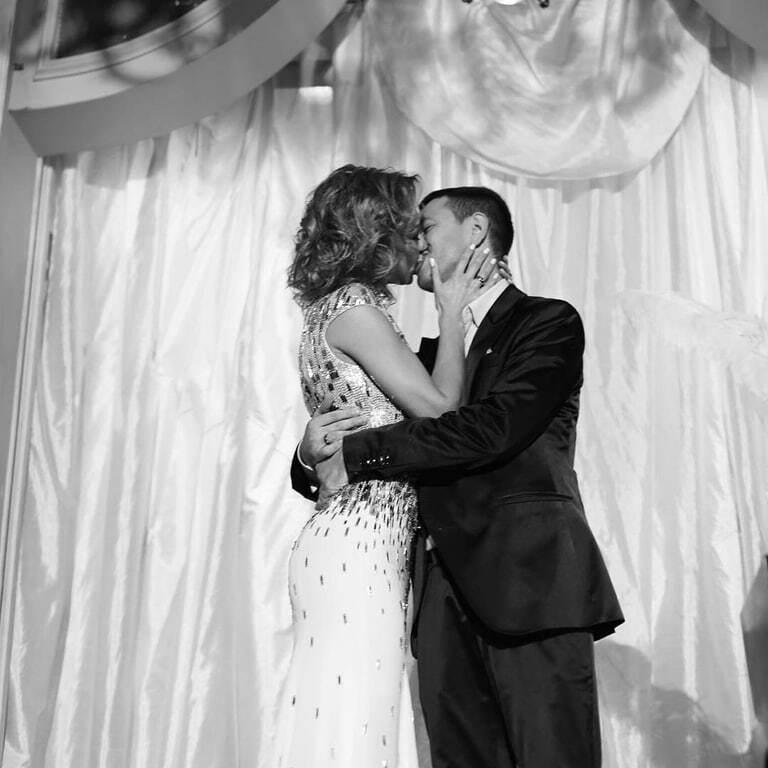 Новоиспеченая жена Ступки о свадьбе: хр*н его знает, как получилось