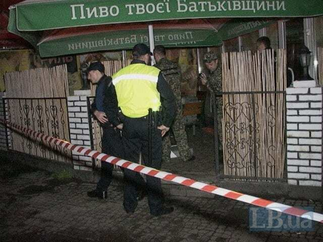 У київському кафе вибухнула граната: є постраждалий