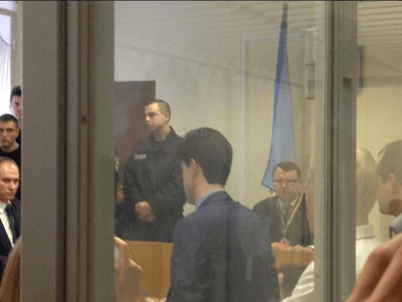 Суд отпустил Касько под подписку о невыезде