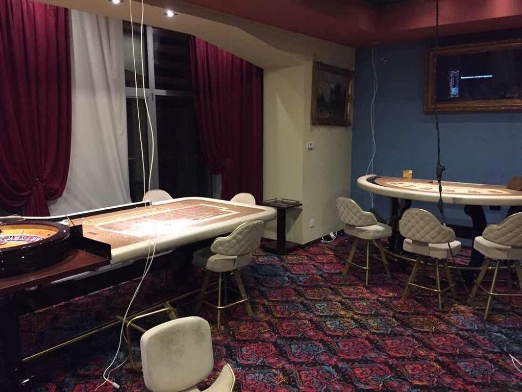 У Києві ГПУ нагрянула в підпільні казино