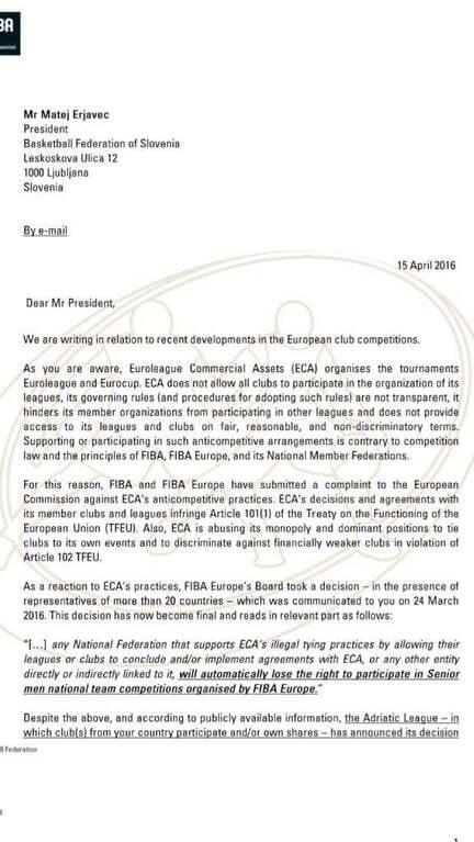ФИБА дисквалифицировала сборную России