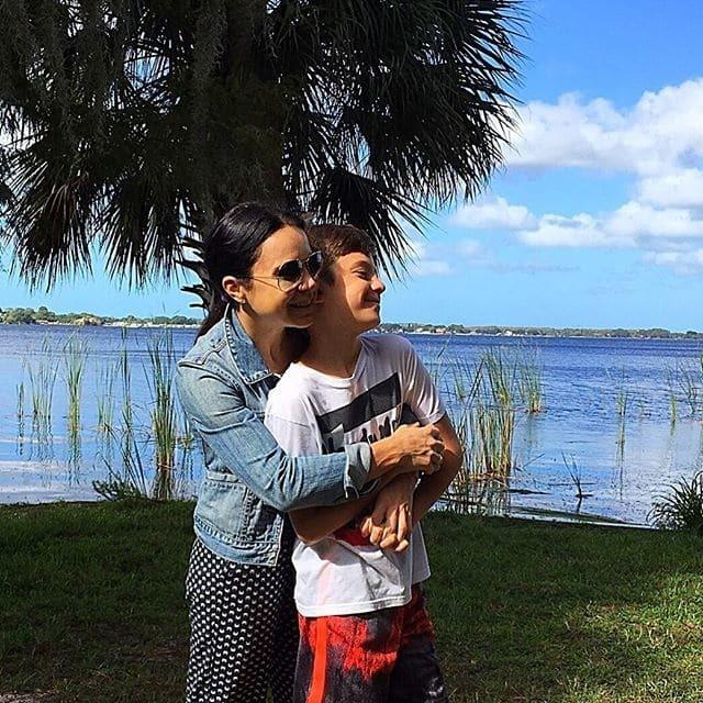Лілія Подкопаєва показала сина-підлітка: зворушливе фото
