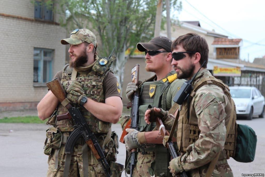 Теракт біля кордону з Кримом: Нацгвардія виставила цілодобові патрулі