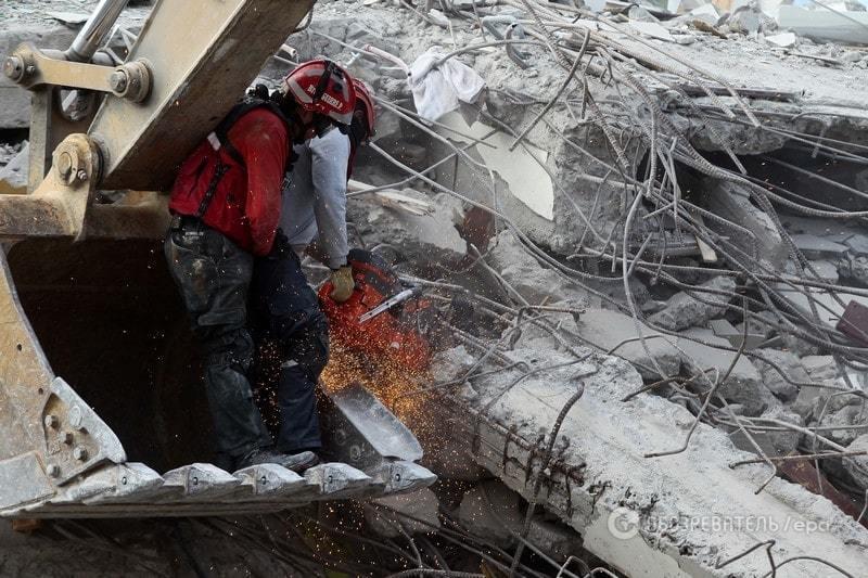 Жертвами потужного землетрусу в Еквадорі стали більше 500 людей. Опубліковані фото і відео