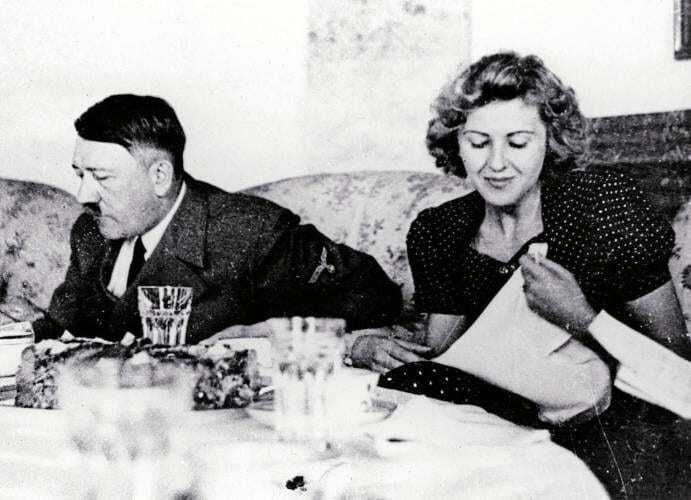 В постели с Гитлером: как обычная девушка стала любовницей тирана