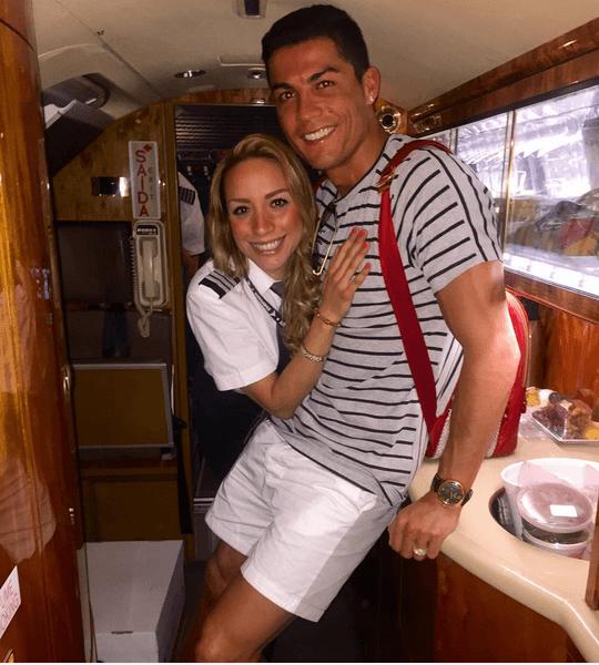 ЗМІ знайшли таємну коханку Кріштіану Роналду: фото красуні