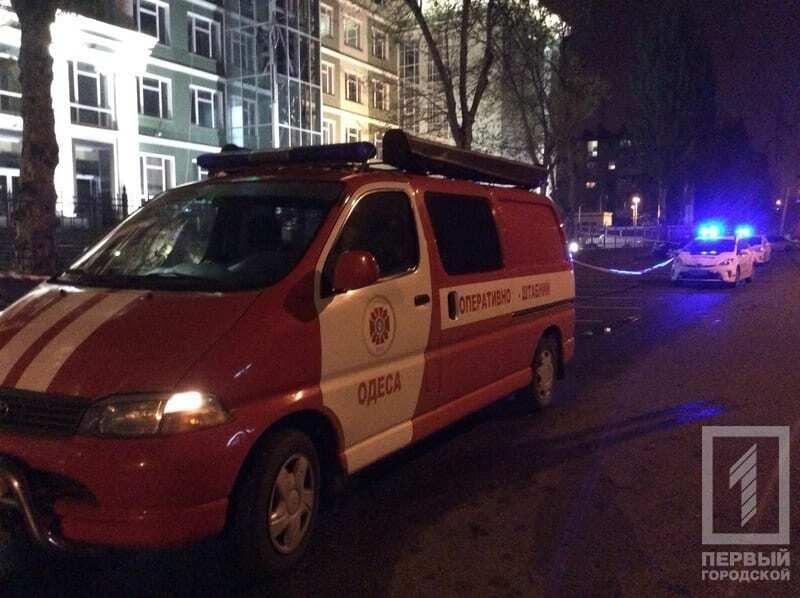 В Одессе здание банка обстреляли из гранатомета: подробности ЧП, фото и видео