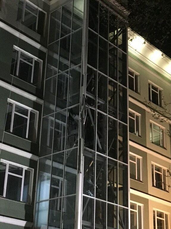 В Одессе произошел взрыв в отделении банка - СМИ