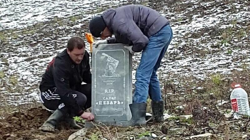 """""""В дурке был выходной?"""": в Сочи похоронили салат """"Цезарь"""""""