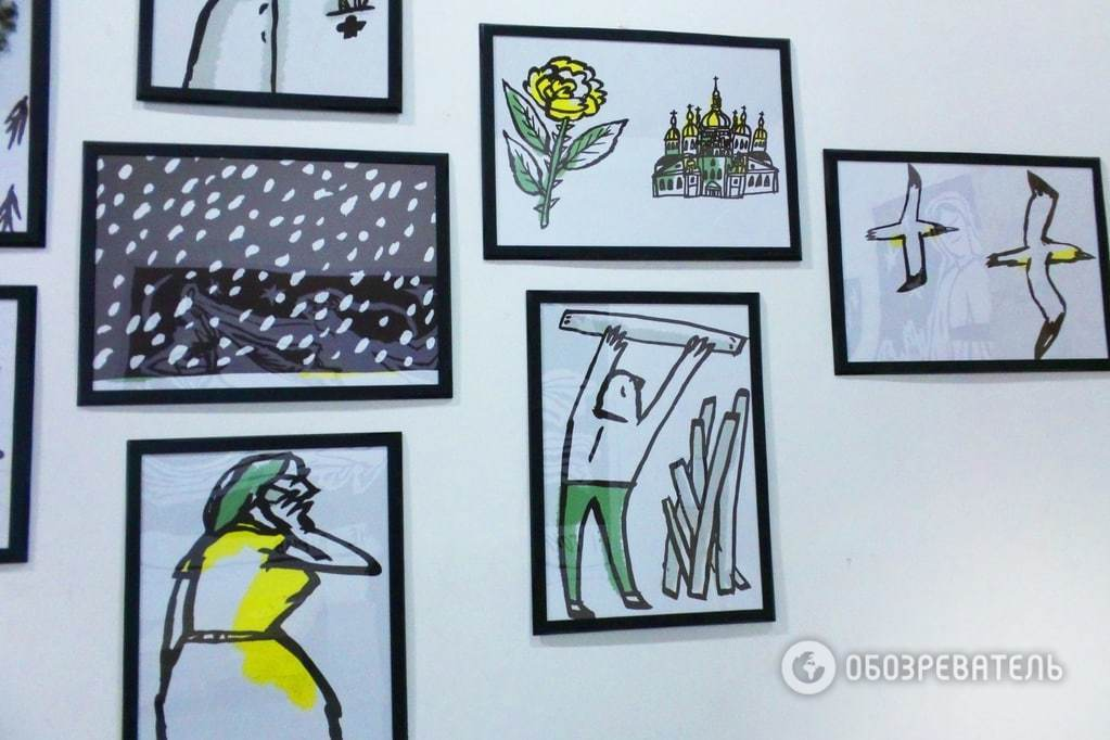 Французский художник: война сильно повлияла на украинцев