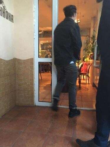Звезда Голливуда Орландо Блум посетил Краматорск