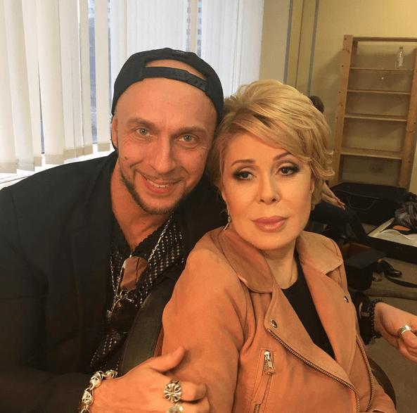 62-летняя Успенская соблазняла Киркорова прозрачным нарядом